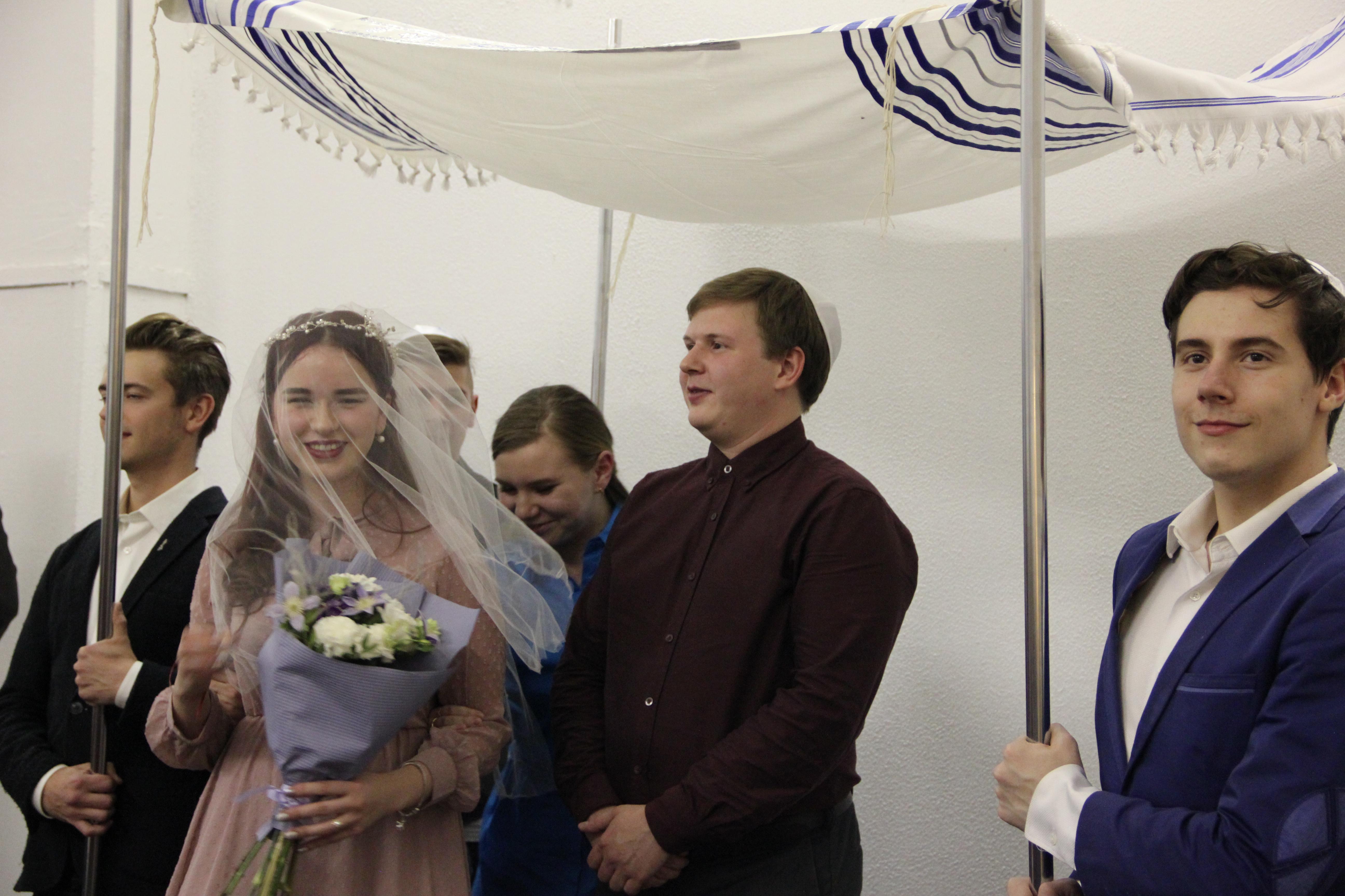 Еврейская Служба Знакомств Хупа